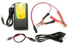 12V Automatic Digital Trickle Charger - for Car, Boat, Motorcycle & RVs