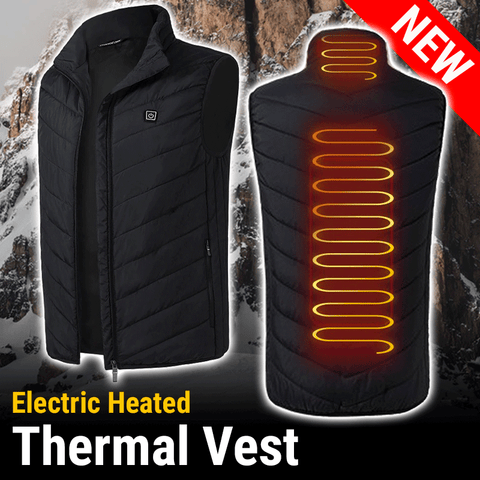 Electric Heated Thermal Vest
