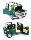 Vintage Collector Car Block Sets by Volkswagen & Mini Cooper