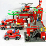 774 PC Fire Rescue Block Set