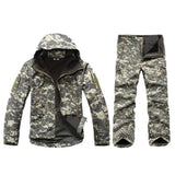Waterproof & Windproof Tactical Jacket & Pants