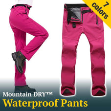Mountaindry™ Women's Snow Pants with Fleece Interior