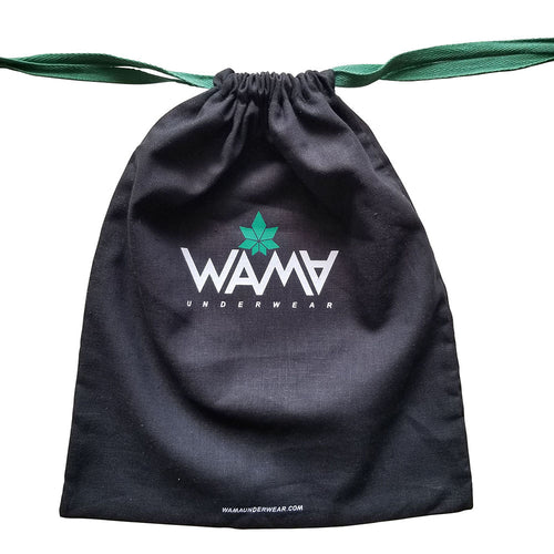 Hemp Pouch Bag WAMA