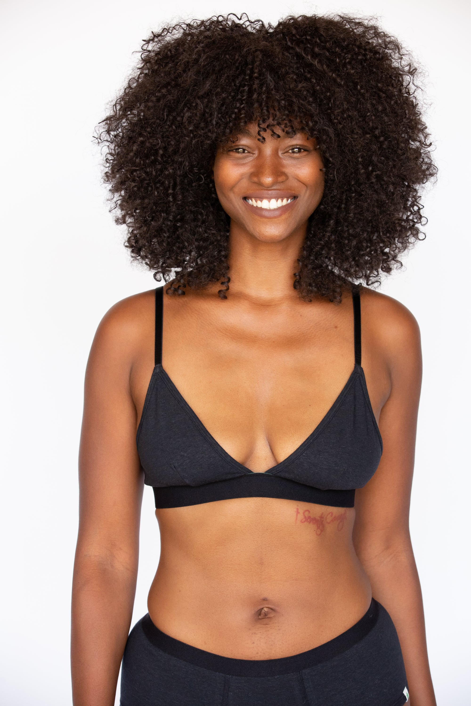 Triangle Bralette x3 pack