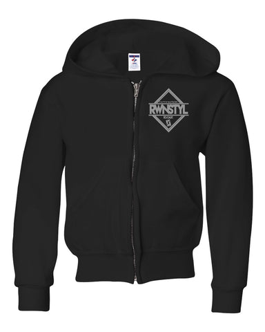 PRIDE Full-zip Hoodie (Youth)
