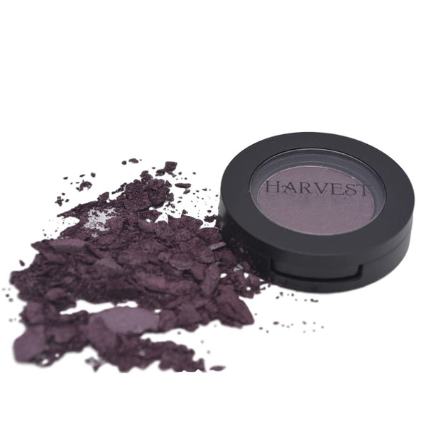 Organic Eye Shadow in Smokin' Plum
