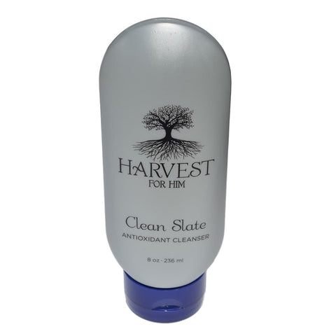 Organic Facial Cleanser for Men