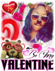 Be My Valentine - Loving Memory Store