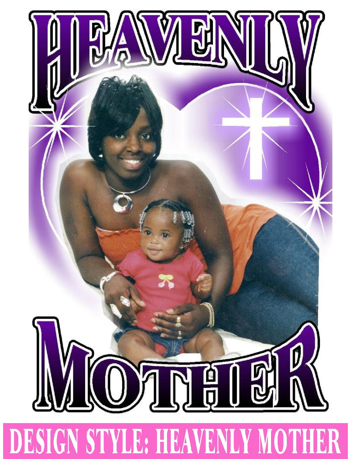 Heavenly Mother - Loving Memory Store
