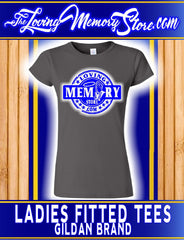Ladies-Fitted Tees