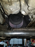 BMW E46 Engine Bracket for Bottom Mount Turbo Installation