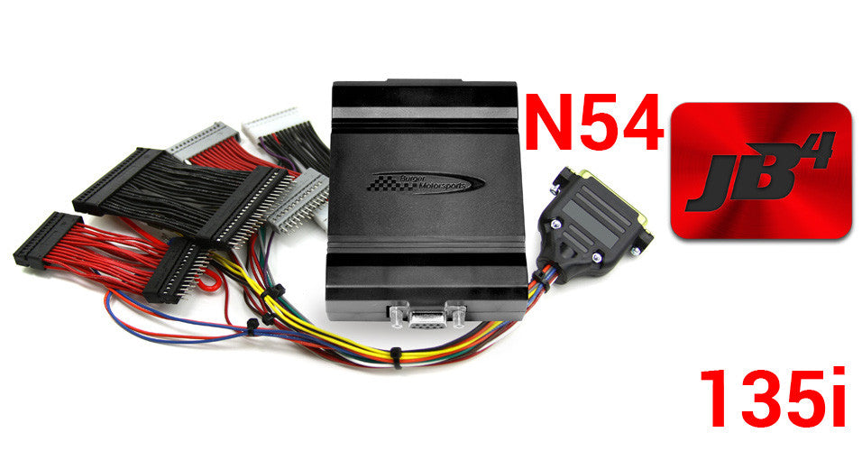 N54 JB4 BMW Performance Tuner (Stage 3, Juice Box 4) Piggyback DME/ECU 135i