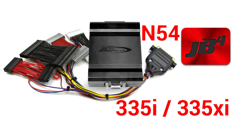 N54 JB4 BMW Performance Tuner (Stage 3, Juice Box 4) Piggyback DME/ECU 335i 335xi