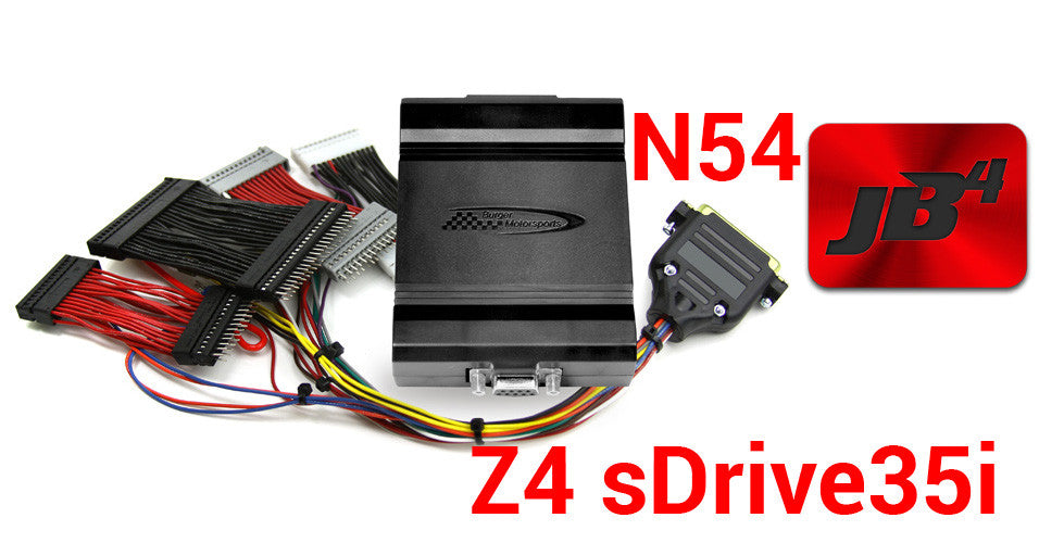 N54 JB4 BMW Performance Tuner (Stage 3, Juice Box 4) Piggyback DME/ECU Z4