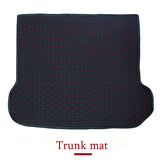 E70 Storage Compartment Floor Mat waterproof