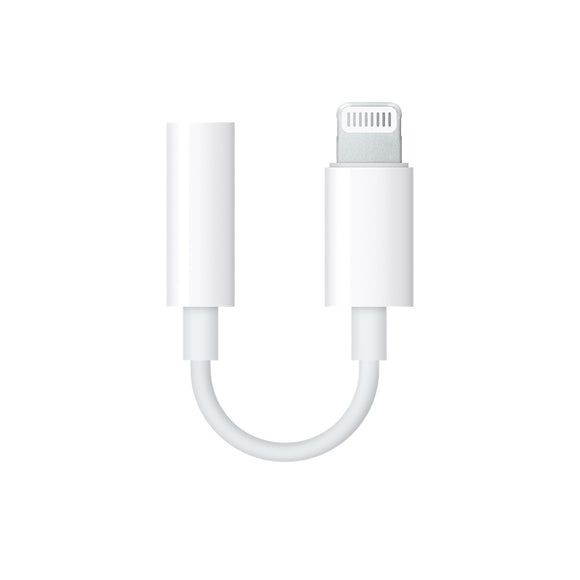 Apple Lightning to 3.5mm Headphone Jack Adapter - Empire Accessories Inc