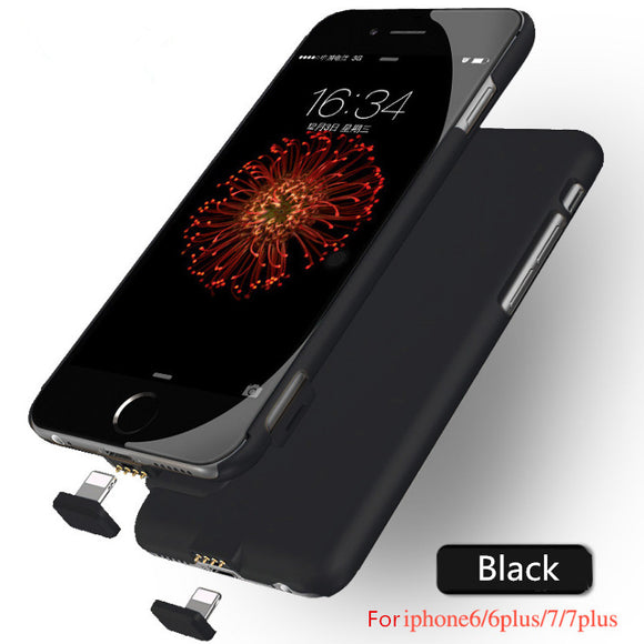 Battery Charge Case For ALL iPhone - Empire Accessories Inc