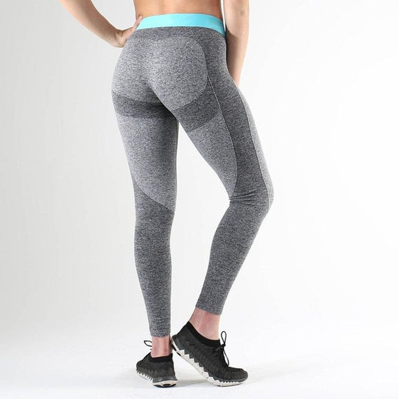Women  BUT PUSH UP Yoga Workout High Waist Running Pants Fitness Elastic Leggings  FREE SHIPPING - Empire Accessories Inc