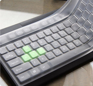 Silicone Keyboard The Keyboard Cover Skin Protector Film - Empire Accessories Inc
