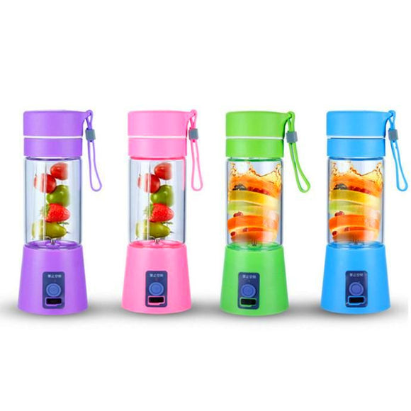 USB Juicer - Milkshake & Smoothie Maker - Empire Accessories Inc