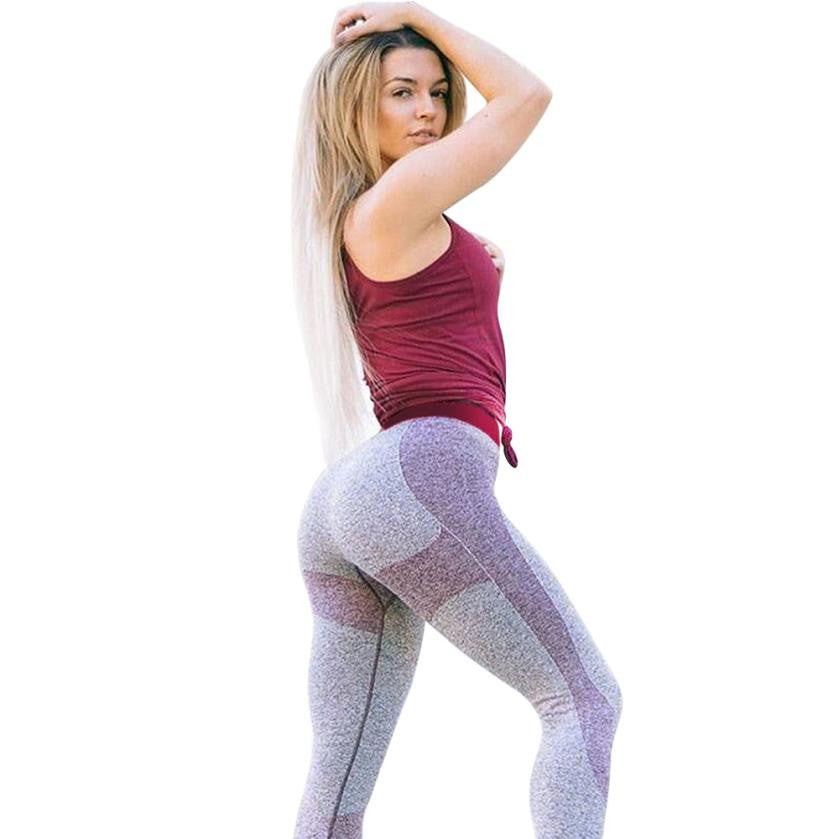 36432ac0490a2 Women BUT PUSH UP Yoga Workout High Waist Running Pants Fitness Elastic Leggings  FREE SHIPPING - Empire Accessories Inc