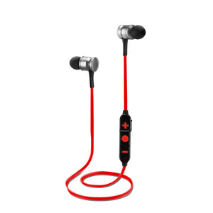 Bluetooth Earphone Sport Wireless Stereo Bass Earbuds with Mic - Empire Accessories Inc