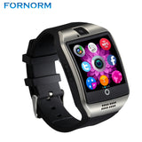 Bluetooth Smart Watch Q18 Pedometer for Android SIM SD Card - Empire Accessories Inc