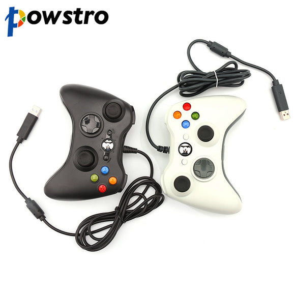 Computer Game Controller Wired (FOR xbox and PC - Empire Accessories Inc