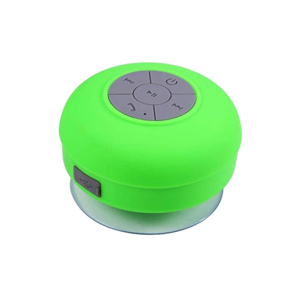 Mini Wireless Bluetooth Speaker Waterproof Shower Speaker - Empire Accessories Inc