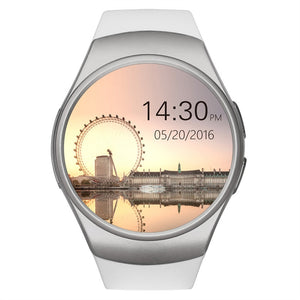 Smart Watch Bluetooth WristWatch 1.3 Inch Bluetooth 4.0 GSM Smart Watch For IOS Android - Empire Accessories Inc