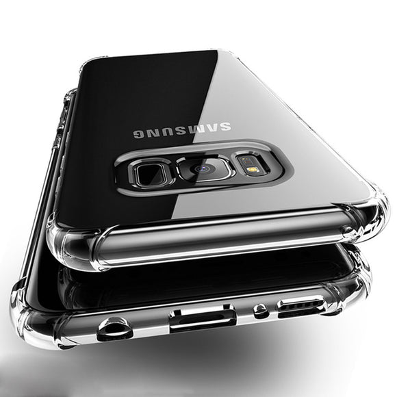 Case For Samsung ALL galaxy note, ALL edge  Soft Back Cover For Samsung - Empire Accessories Inc