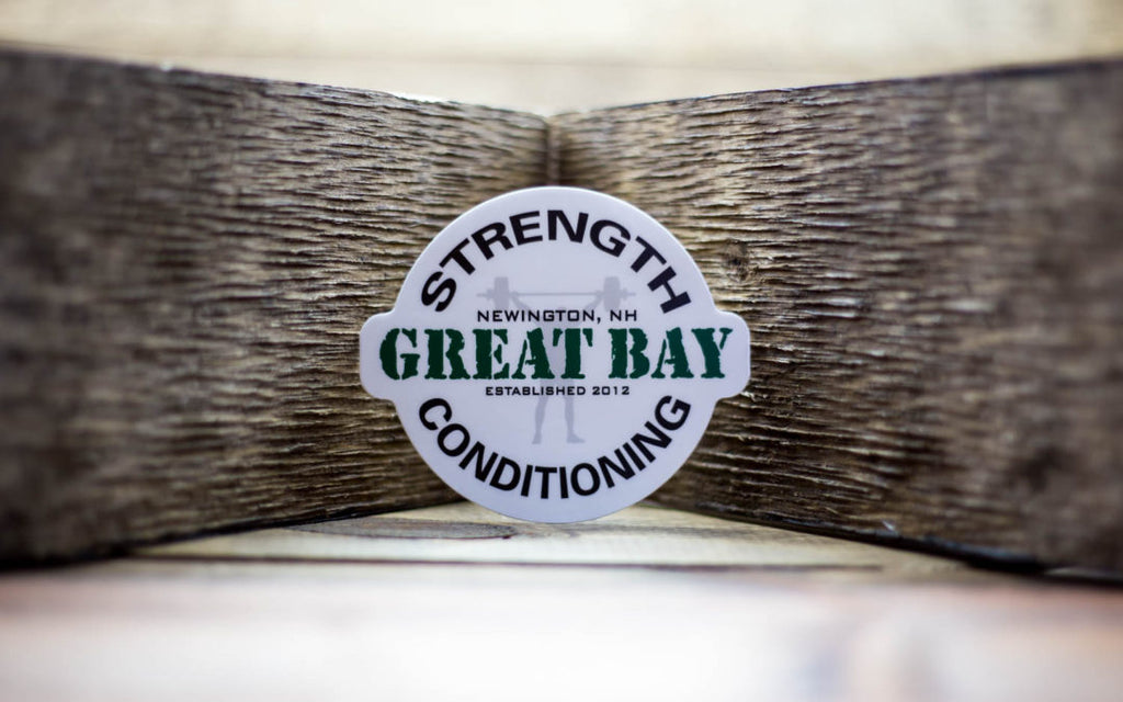 Great Bay Conditioning Stickers