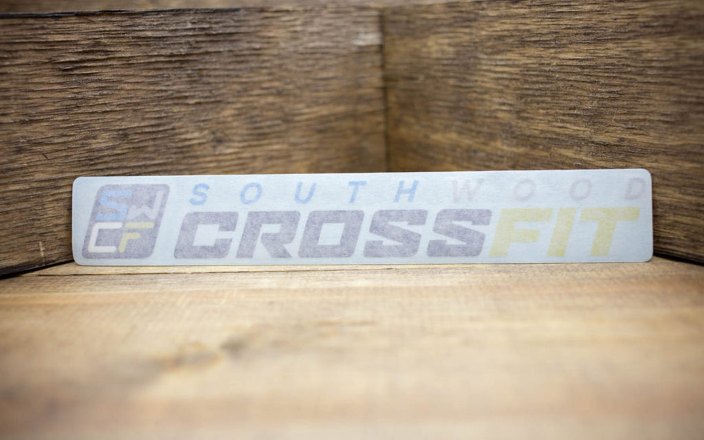 Southwood CrossFit Decals