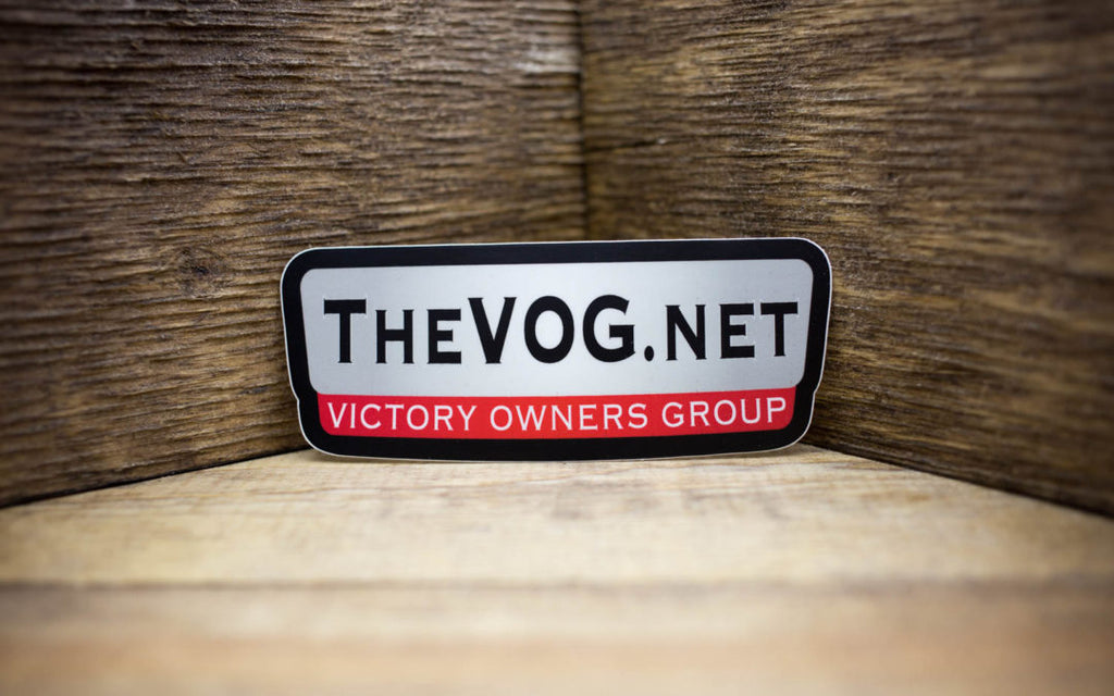 Victory Owners Group Matte Stickers