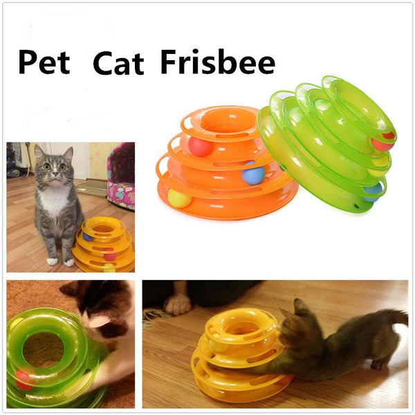 Intelligence Amusement Rides Shelf for Cute Cat