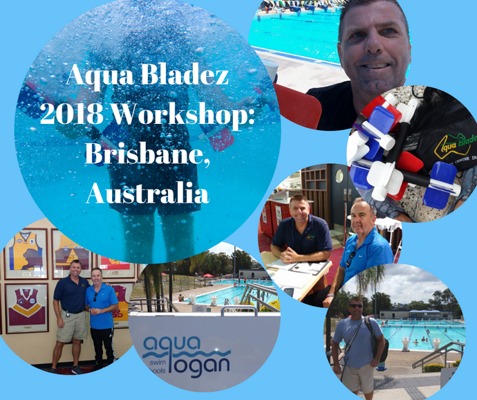 Aqua Bladez Workshops Down Under