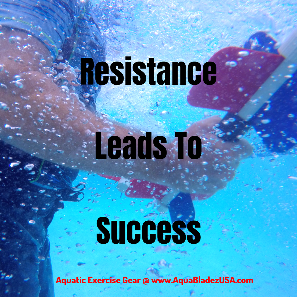 Resistance Leads to Success!