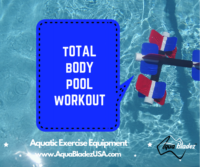 Total Body Water Workout, an Enjoyable Interlude for that Busy Schedule.