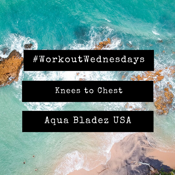 #WorkoutWednesday - Knees to Chest