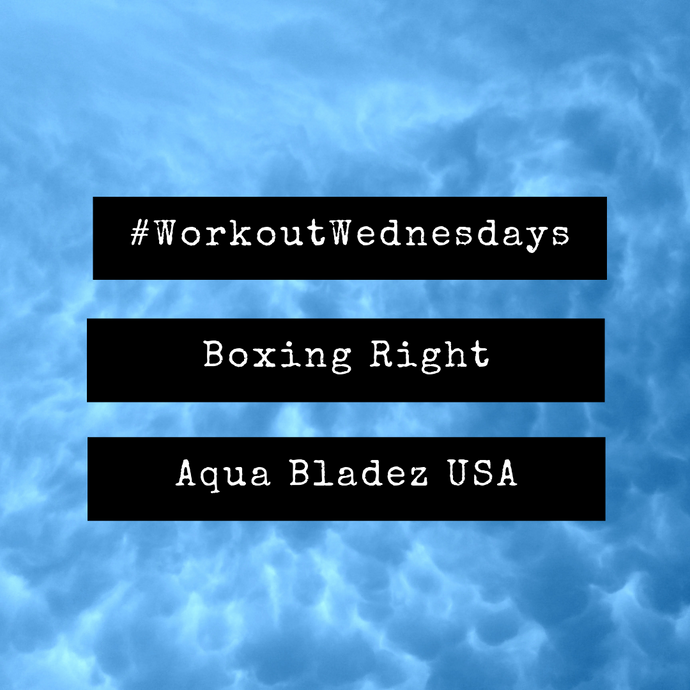 #WorkoutWednesdays - Boxing Right