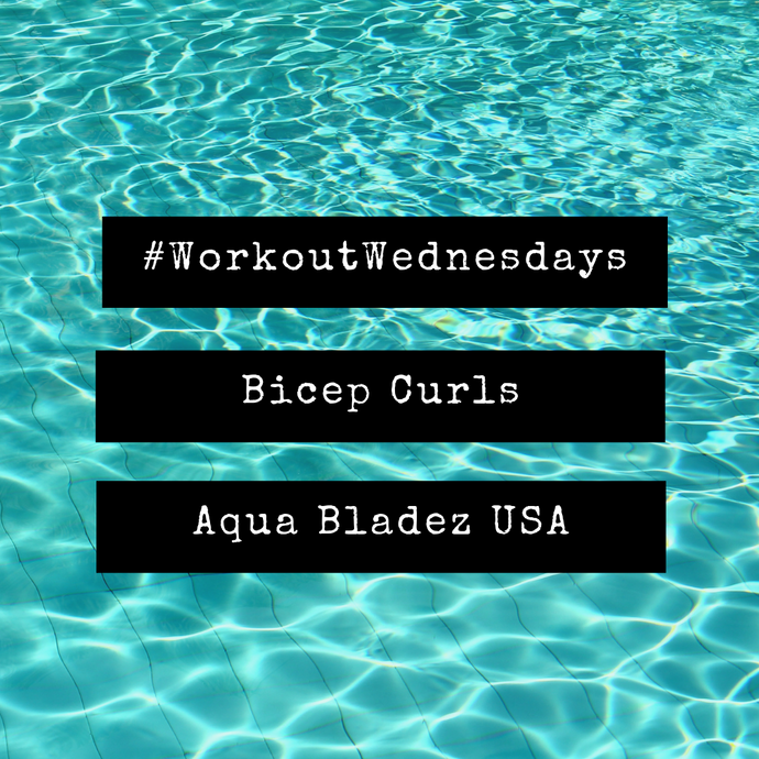 #WorkoutWednesday - Bicep Curls
