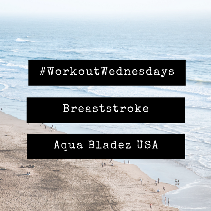 #WorkoutWednesday - Breaststroke