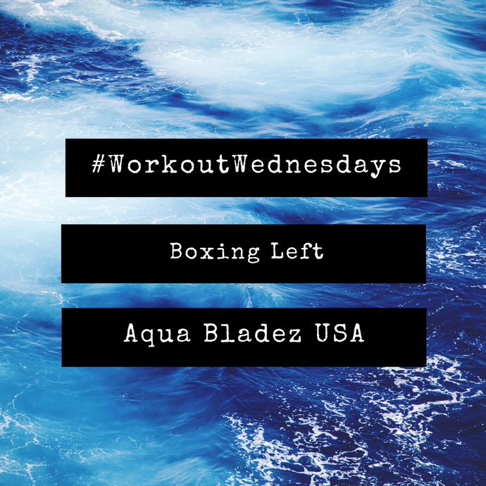 #WorkoutWednesday - Boxing Left