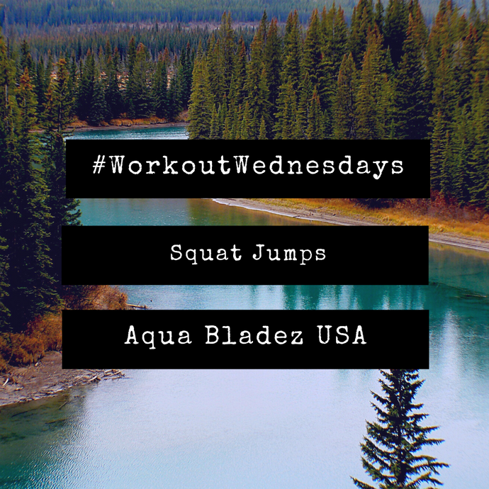 #WorkoutWednesday - Squat Jumps