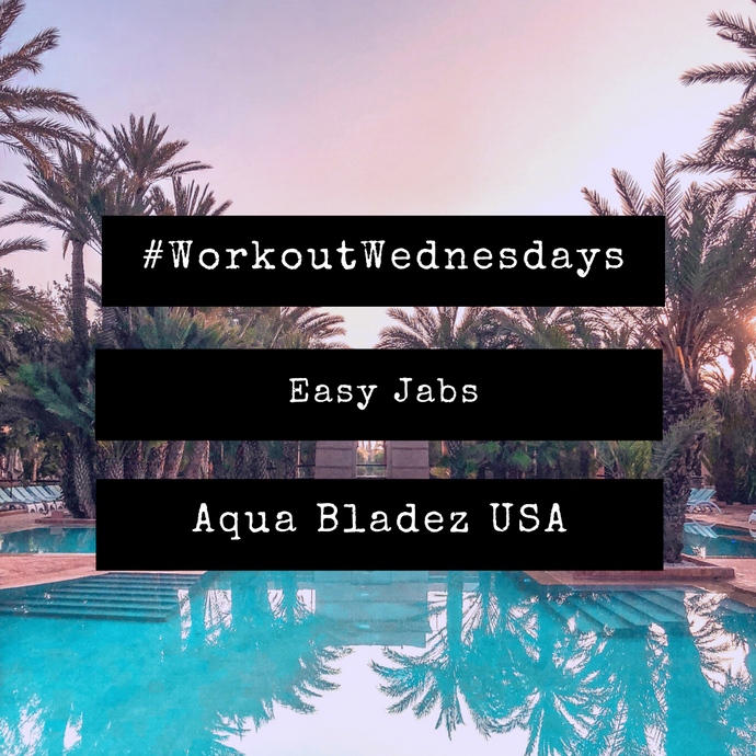 #WorkoutWednesday - Easy Jabs