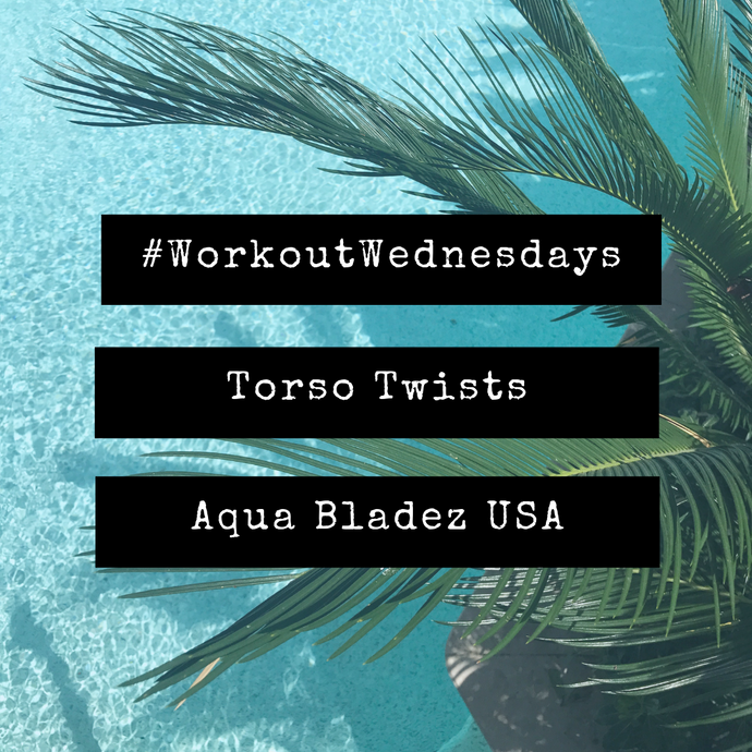 #WorkoutWednesdays - Torso Twists
