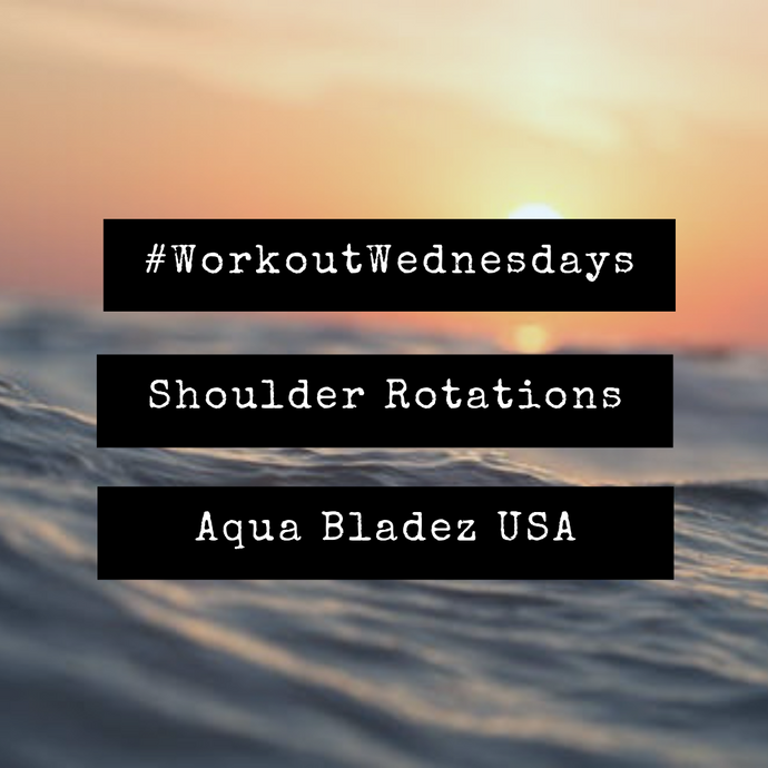 #WorkoutWednesdays - Shoulder Rotations