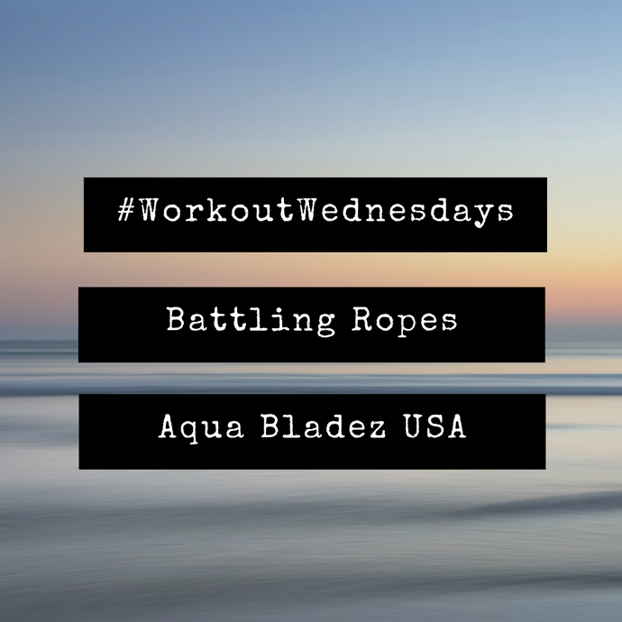 Workout Wednesday Battling Ropes