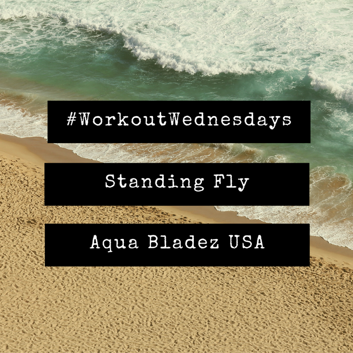 #WorkoutWednesday - Standing Fly