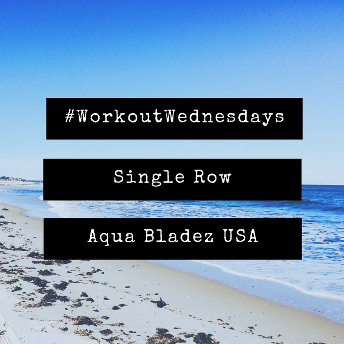 #Workout Wednesday - Single Row